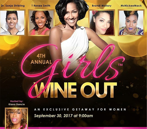 Girls Wine Out